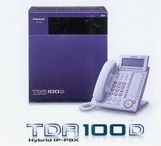 Product Baru PABX Panasonic KX-TDA 100DBP