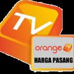 Harga Terbaru Parabola OrangeTV Januari 2015