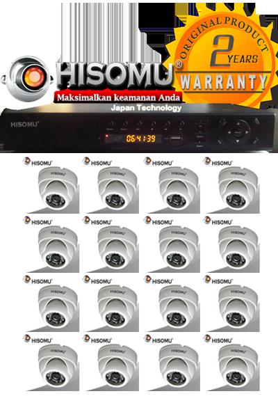 paketan-16ch-camera-hisomu