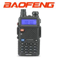 Radio Komunikasi Dualband HT Baofeng UV5RC