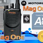 HT Motorola Mag One A8 VHF