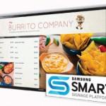 Digital Signage TV SAMSUNG