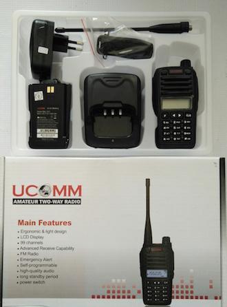 HT-UCOMM-Q8-VHF